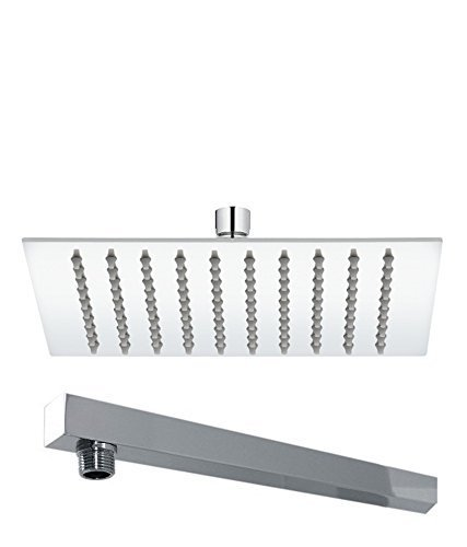 Ultra Slim Square Shower