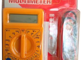 Unity Digital Multimeter