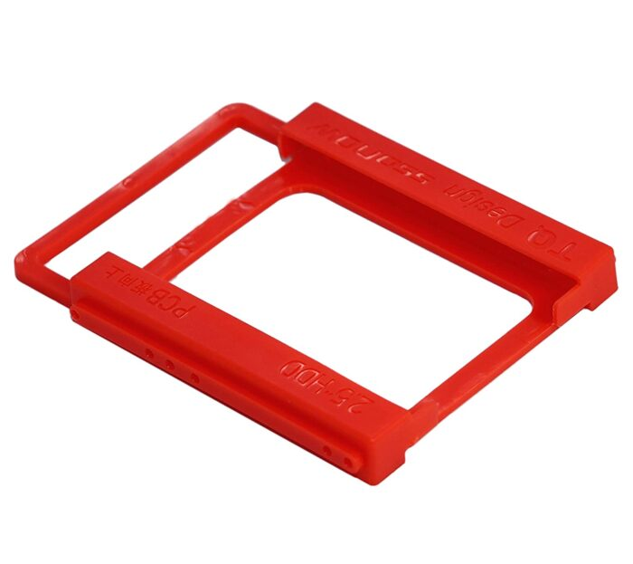 SSD Mounting Bracket Screw Less 2.5 to 3.5 inch SSD HDD SATA Hard Disk Dock Holder 1